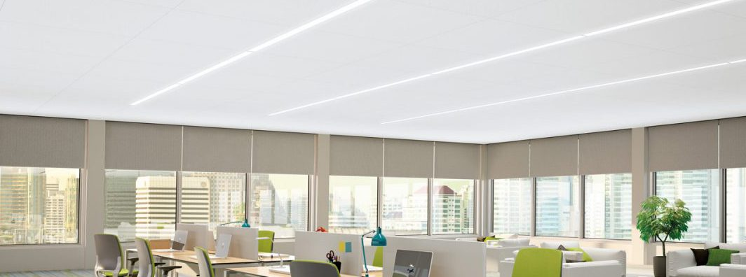 New Lyra® Concealed Ceiling Panels from Armstrong® Ceiling Solutions Create a Smooth Monolithic Visual with a Fully Concealed Suspension System