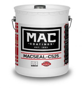 5 gallon bucket of MacSeal-CS25
