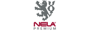 Nela logo - wide version
