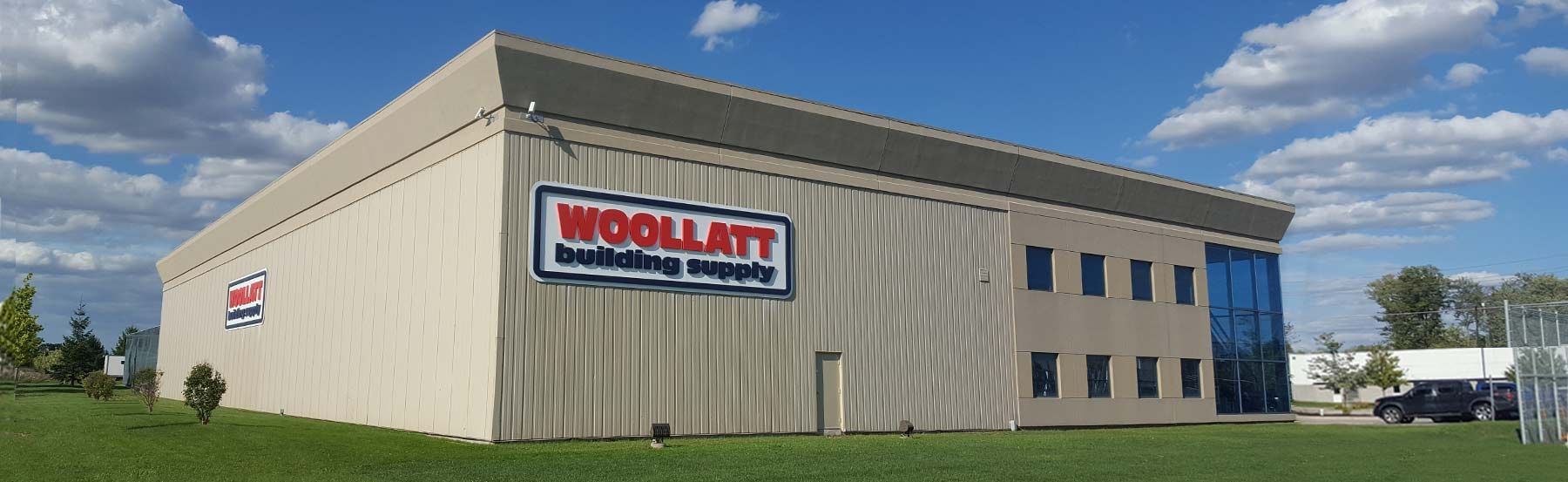 Woollatt Building Supply building